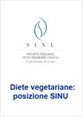Diete vegetariane: posizione SINU