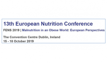 13th European Nutrition Conference | FENS 2019