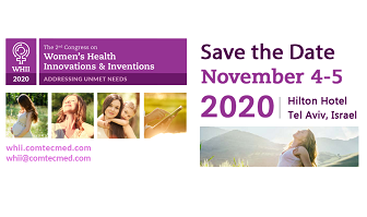 2nd World Congress on Women's Health: Innovations and Inventions (WHII 2020)