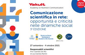 Comunicazione scientifica in rete: opportunità e criticità nelle dinamiche social - 3° EDIZIONE